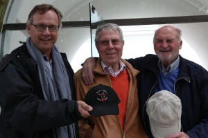 Hans Christian, Dieter und Herbert